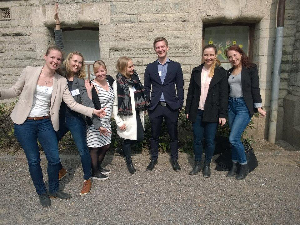 JyYK in a Conference of Foreign Affairs in Gothenburg | Jyv�skyl�n ...